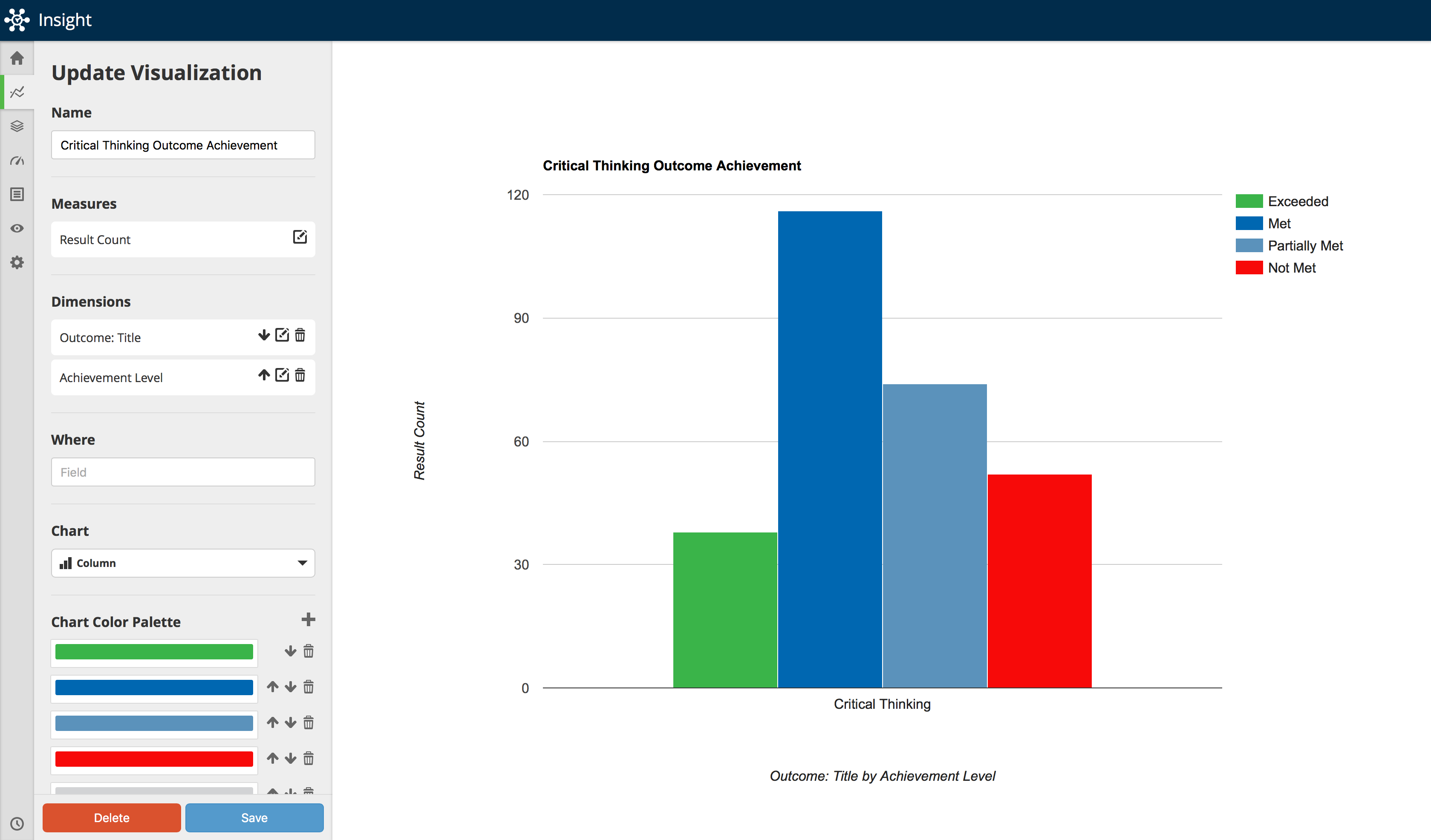 Custom visualization color palettes insight support center multiple colors per visualization nvjuhfo Image collections
